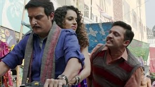 Jimmy Shergill fights for Kangana | Tanu Weds Manu Returns thumbnail