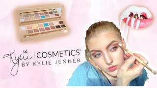 Kylie Cosmetics: TAKE ME ON VACATION   Tutorial, Swatches - WORTH IT?!?!
