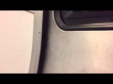 Washington Metrorail HD 60 FPS: Riding CAF 5000 Series on Silver Line (Farragut West-L