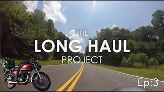 Honda CB450 Long Haul Part 2 - Common Motor Collective