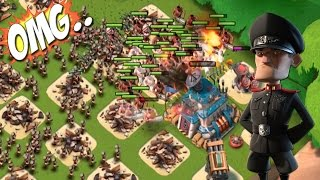pushed to the limit   defending hammerman attacks   boom beach