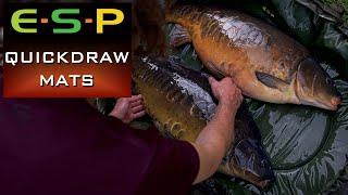 NEW ESP Quickdraw Mats | Carp Fishing