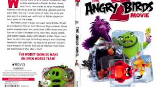 The Angry Birds Movie 2. - The Junior Novel (chapter 1).