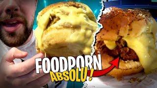 Burger le plus Foodporn de ma vie ! Upper Burger au poulet... 🍔