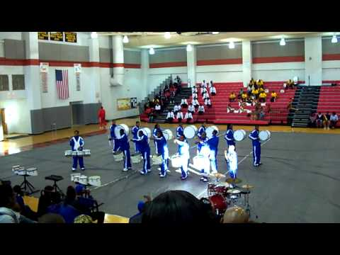 United house of prayer Drumline at P.O.B comp