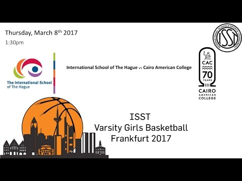 ISST Varsity Girls Basketball: CAC vs ISH