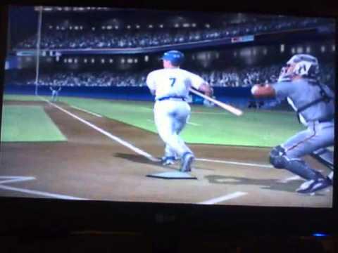 Download MVP Baseball 2005 Exhibition Mode: Giants v. Dodgers