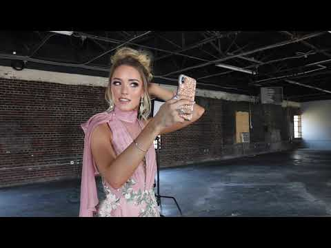 Emily Ann Roberts - Someday Dream (Day In The Life On Music Video Set)