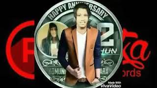 Gambar cover lagu sasak terbaru bikin baper ... sedih bgt Merantau Azhamheey KLS