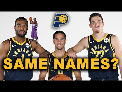 Why Do Indiana Pacers Players Always Have the Same Names?