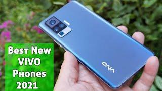 Top 5 New VIVO Phones to buy in 2020 - 2021