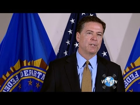 FBI Director James Comey Fired! Is this a fulfillment of Prophecy?  II VFNtv II