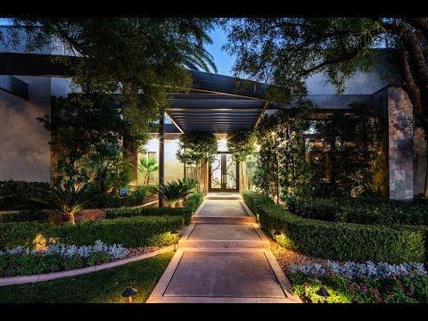 Canyon Fairways Luxury Home – 9521 Tournament Canyon, Las Vegas NV