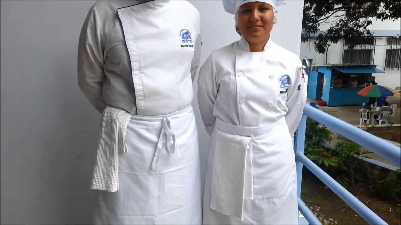 Uso correcto de los uniformes de cocina y t cnicas de - Uniformes de cocina ...