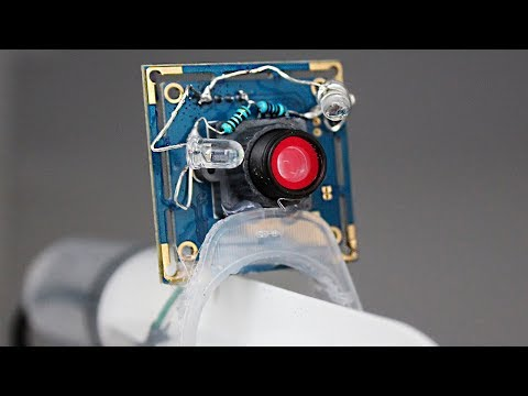 Download Youtube: How To Make a Mini Powerful Home-Made Microscope