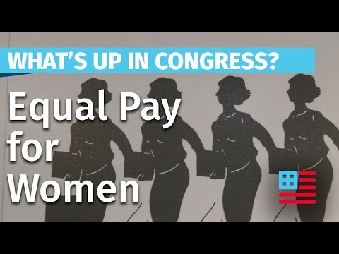 Equal Pay for Women!