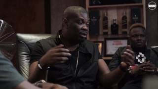 An Interview with Don Jazzy, Jimmy Jatt & Dr Sid Boiler Room x Guardian Gateways