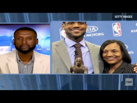 Man Claiming To Be Lebron James Father Is Suing Lebron - YouTube 7c0a96298