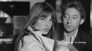 Jane Birkin & Serge Gainsbourg - 69 année érotique (1969)#JourneytoMelody