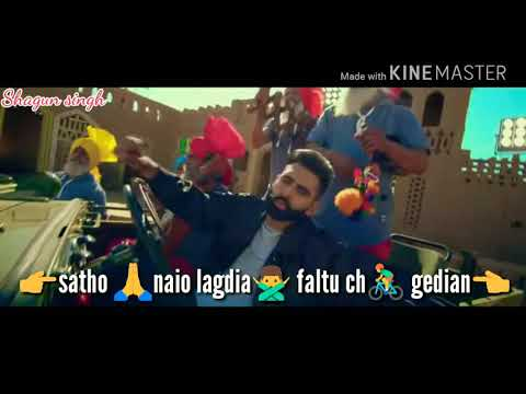 Shada parmish verma desi crew new song whatsapp status video 2018