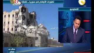الاتحاد الأوروبي يقترح خطة للمساعدات الإنسانية لانقاذ حلب