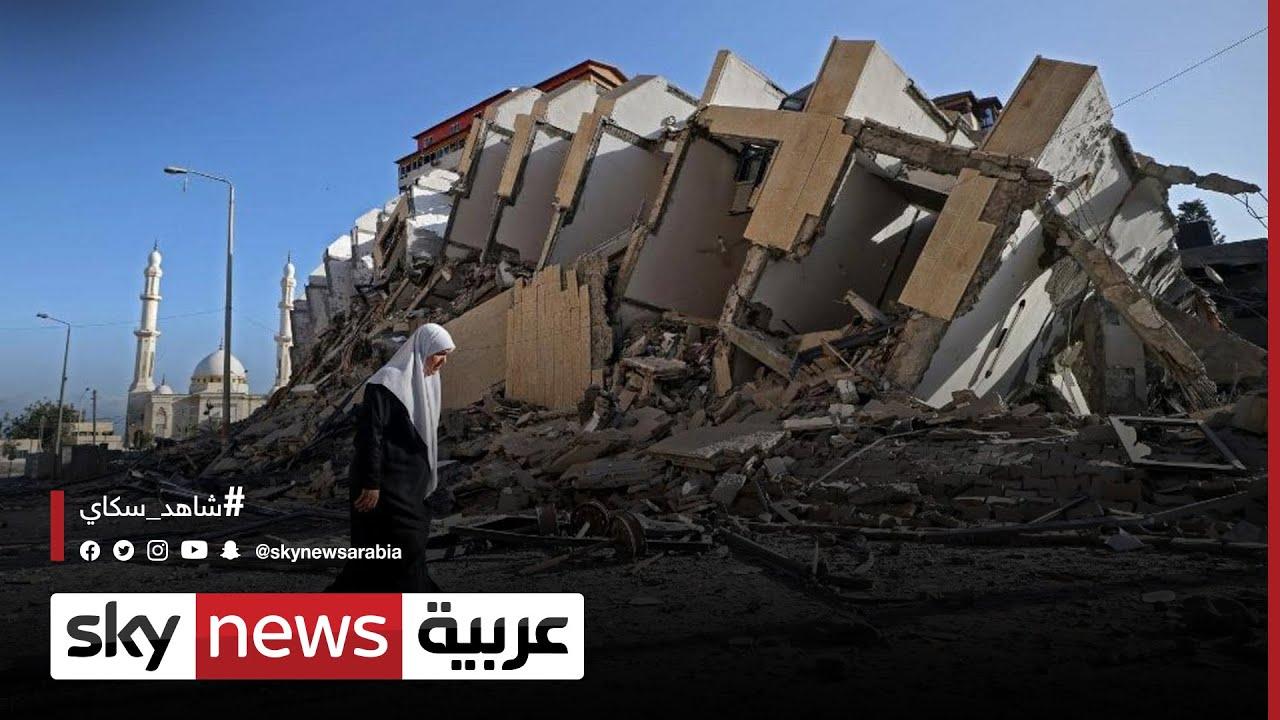ارتفاع حصيلة القصف الإسرائيلي على غزة إلى 140 قتيلا  - نشر قبل 20 دقيقة