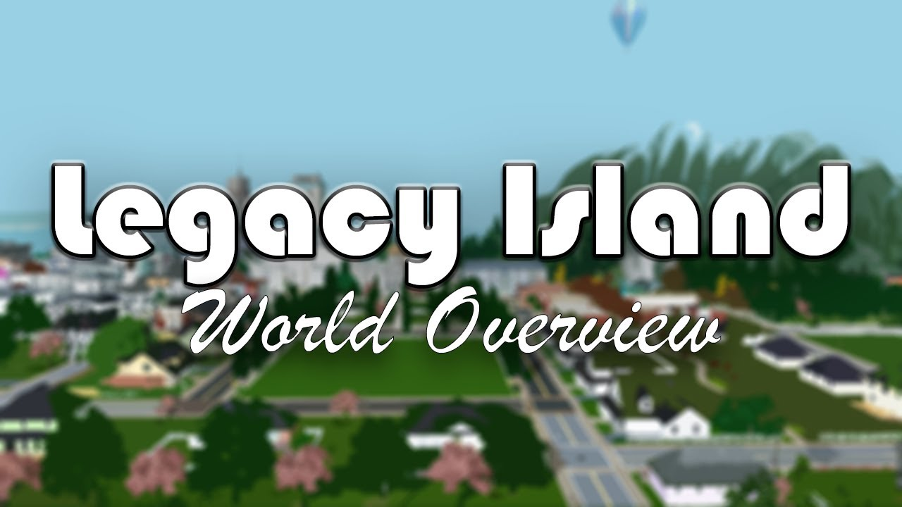 Let's Explore ✈️ Sims 3 World Overview | Legacy Island III