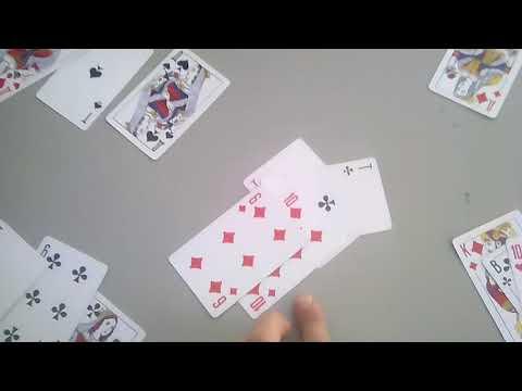 Как играть в карточного Козла