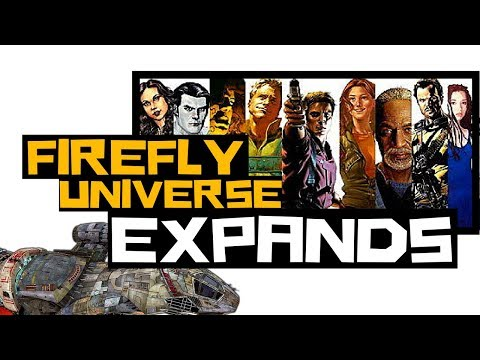 Joss Whedon Expands The Firefly Universe | The Ruby Tuesday