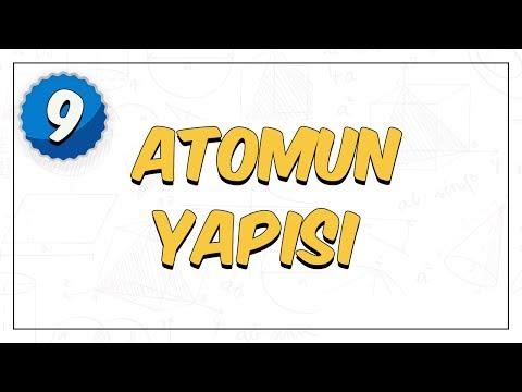 9. Sınıf Kimya | Atomun Yapısı