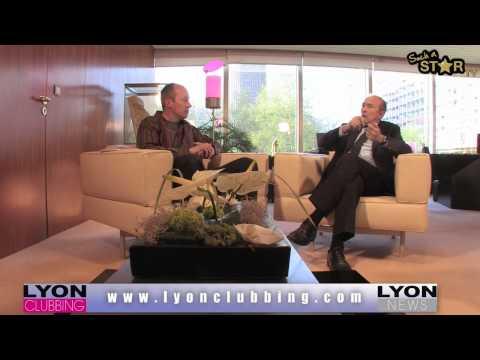 Gérard Collomb pour LYON NEWS