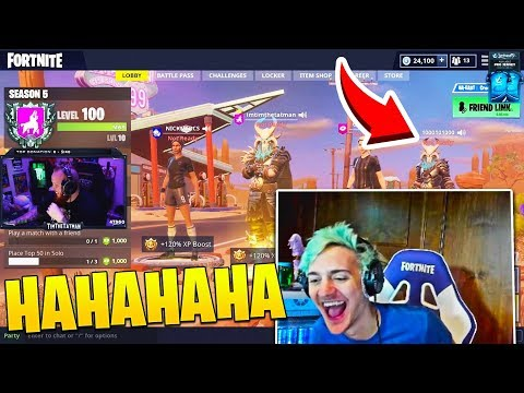 Ninja Almost Cries of Laughter Watching Smartest 9 Year old in Fortnite