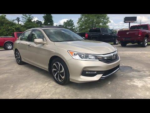 2017 Honda Accord Sedan Jacksonville, Greenville, New Port, Morehead City, Wilmington, NC GN5134A