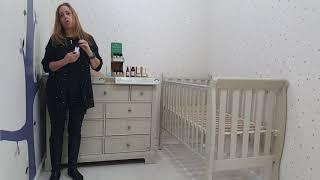 קוליק שמן עיסוי לתינוק להקלת גזים של חברת בייבי טבע