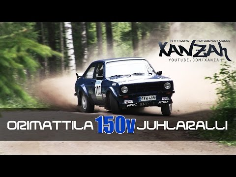 Orimattila Ralli 2015 (Crash , Mistakes , Moments)