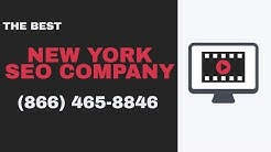 New York SEO Company   Call (866) 465-8846 For a Consultation Now