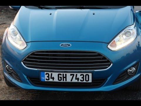 Test - Ford Fiesta 1.5 TDCI