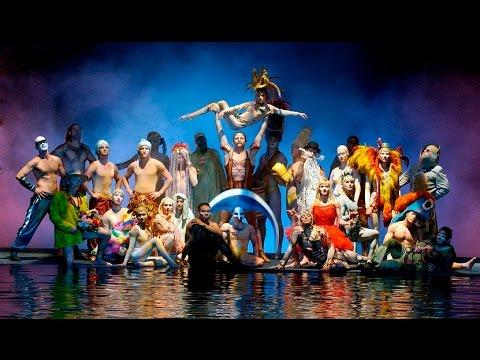 Bellagio O Show >> Cirque Du Soleil Bellagio Water Show O