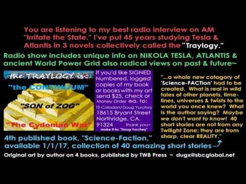 TS Caladan Doug Yurchey on Tesla Atlantis Grid