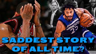 Download The SADDEST STORY IN NBA HISTORY: Derrick Rose Mp3 and Videos