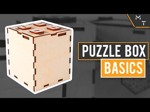 How To Design A Puzzle Box : The Basics ( Tutorial )