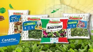 La Linea Verde DimmidiSì - производство  готовых к употреблению салатов