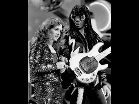 Rick James & Teena Marie - Happy (Anniversary Edition Video) HD