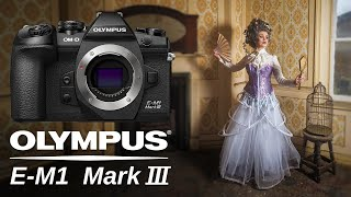 Olympus OM-D E-M1 Mark III   Hands On with Gavin Hoey
