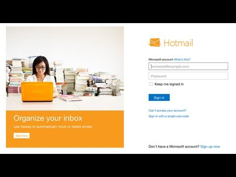 Microsoft Replacing Hotmail Email Service