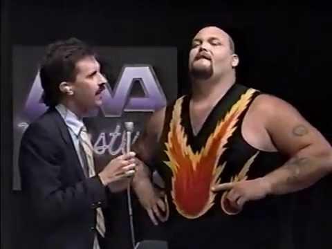 CWA (Memphis) Championship Wrestling-July 22, 1989