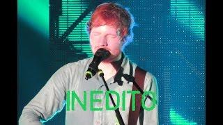 Inedito - Ed Sheeran live @ Alcatraz, Milan 20/11/2014