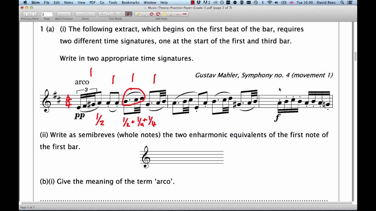 Image Result For Piano Music Theory Abrsm