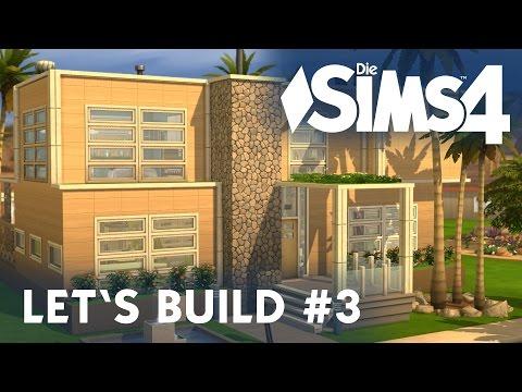 Die Sims 4 Let's Build #3 Ultra Loft