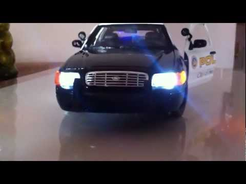 Patrol car Crown Victoria